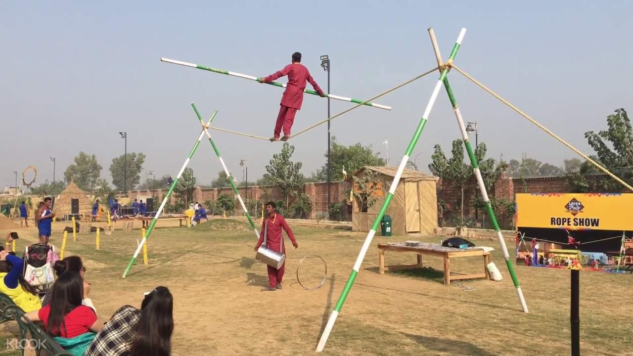旁遮普文化村Sadda Pind夜遊團