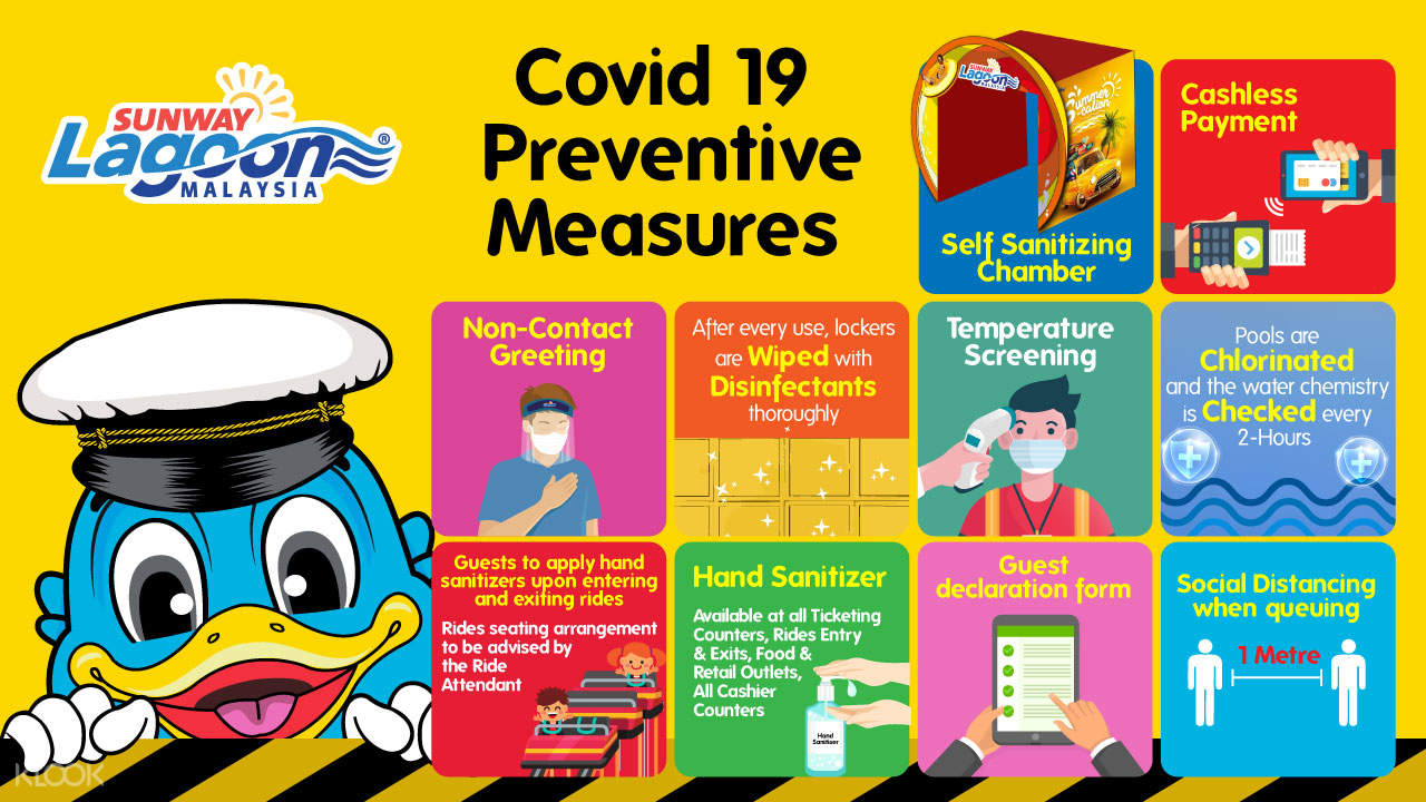 covid 19 safety measurement