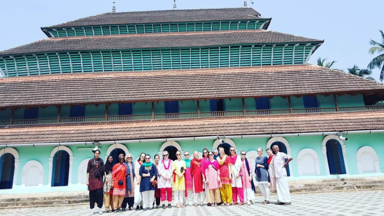 tour group of calicut heritage walking tour
