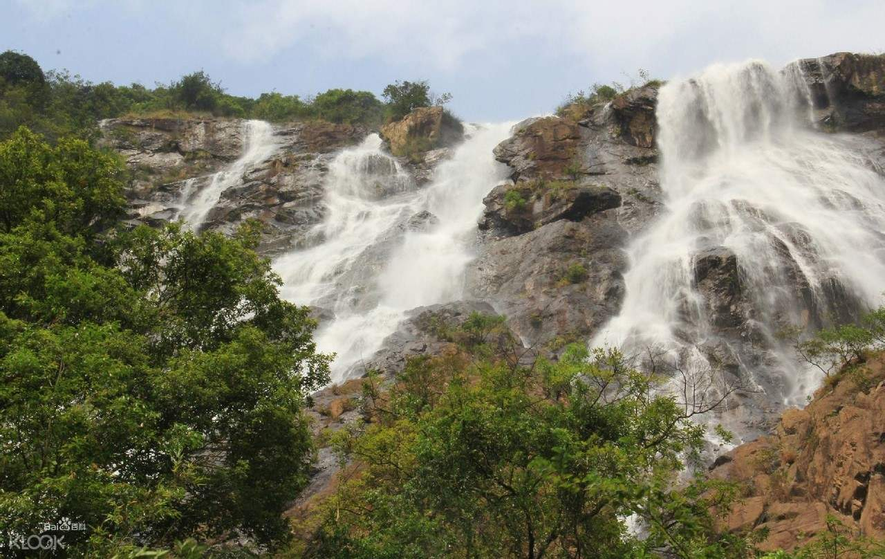 Baishui Fairy Waterfall