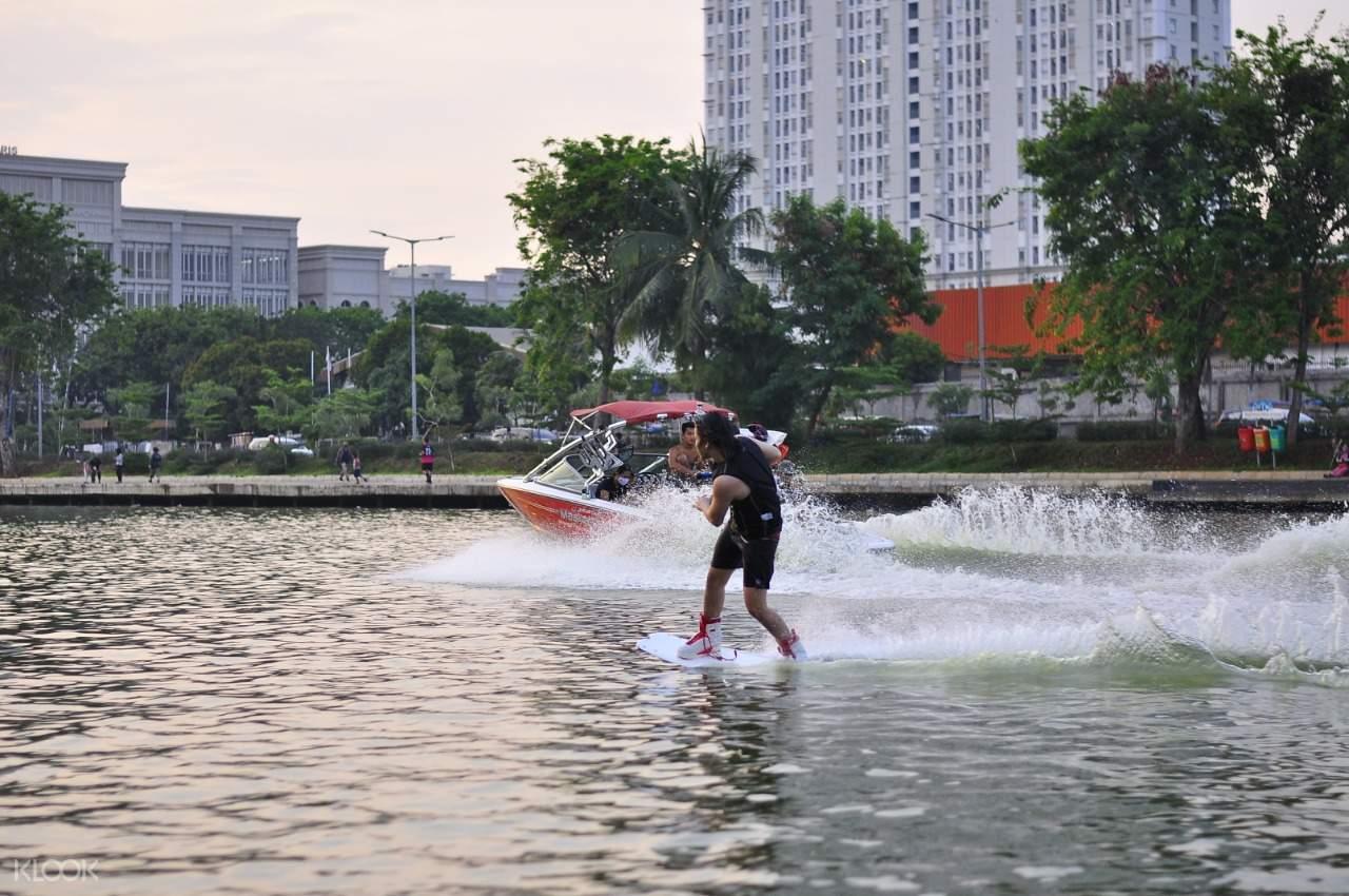 Wakeboarding Experience in Jakarta