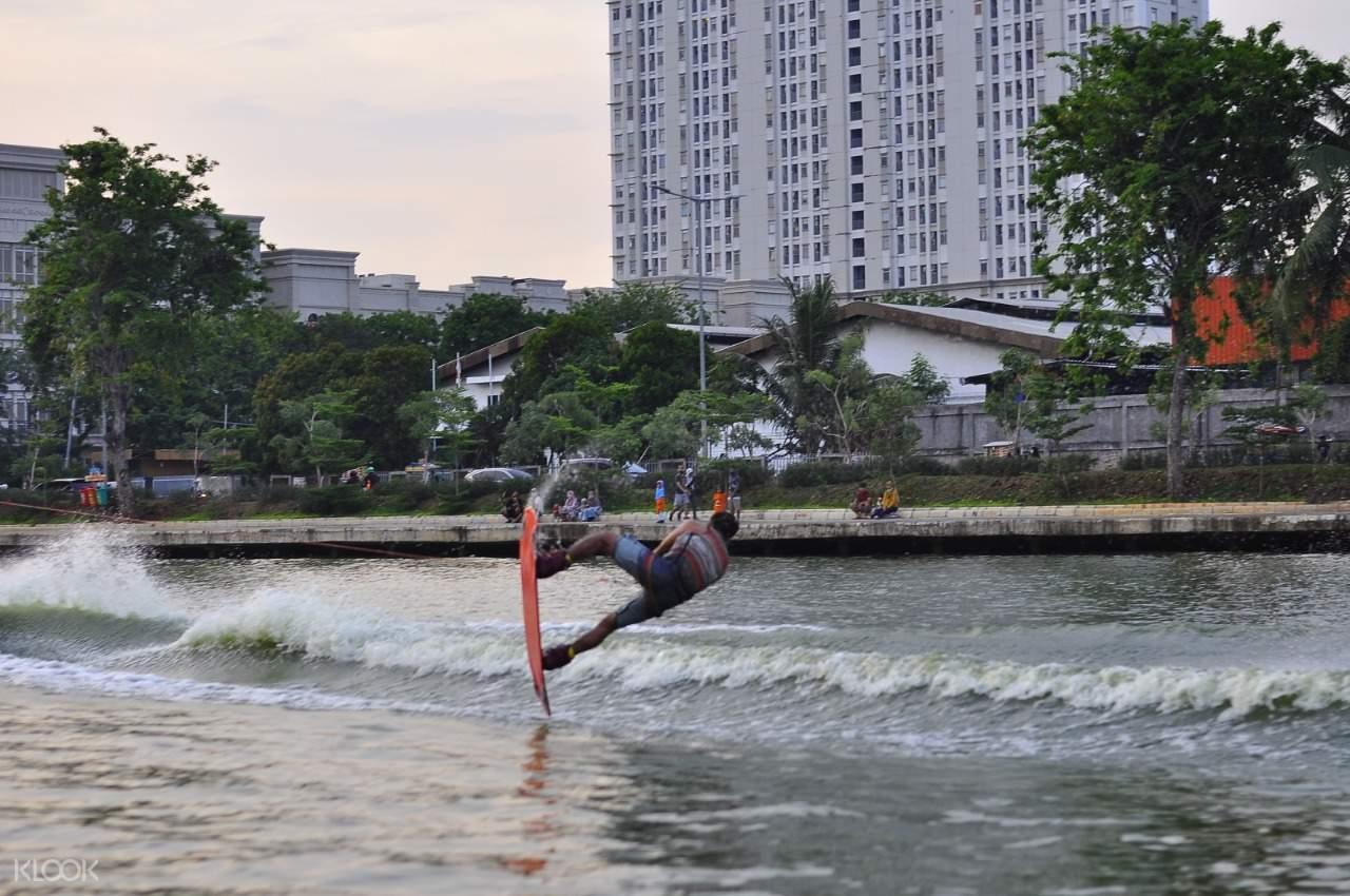 Waterski Experience in Jakarta