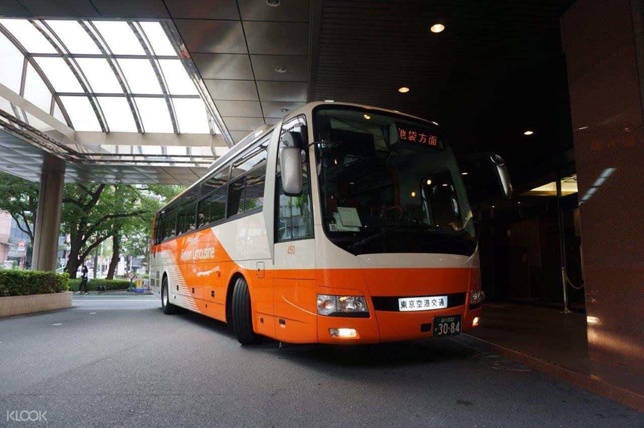 airport limousine bus airport