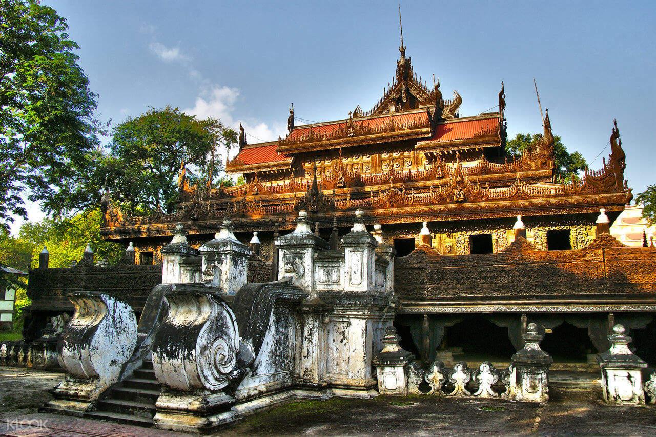 Mandalay tourism