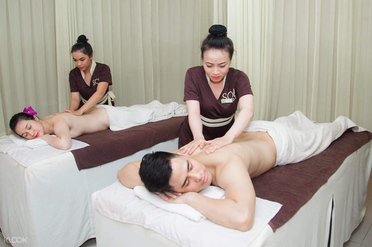 Choose from various spa treatments in a relaxing and caring environment with professionally trained staff