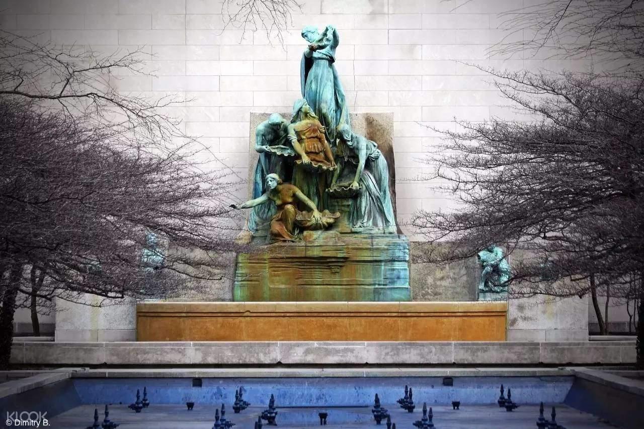 芝加哥美術館門票