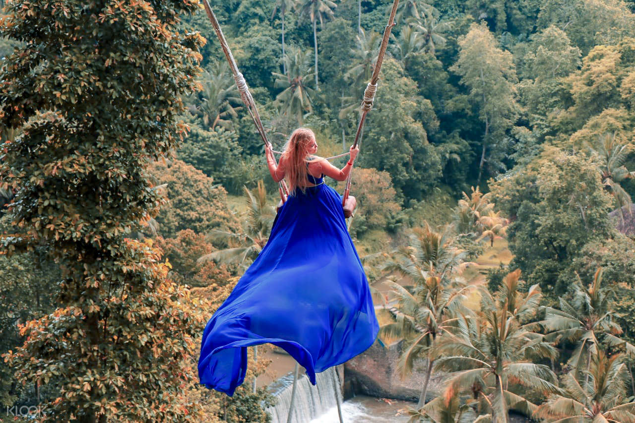 Bali Swing Dress Rental Bali Gates Of Heaven