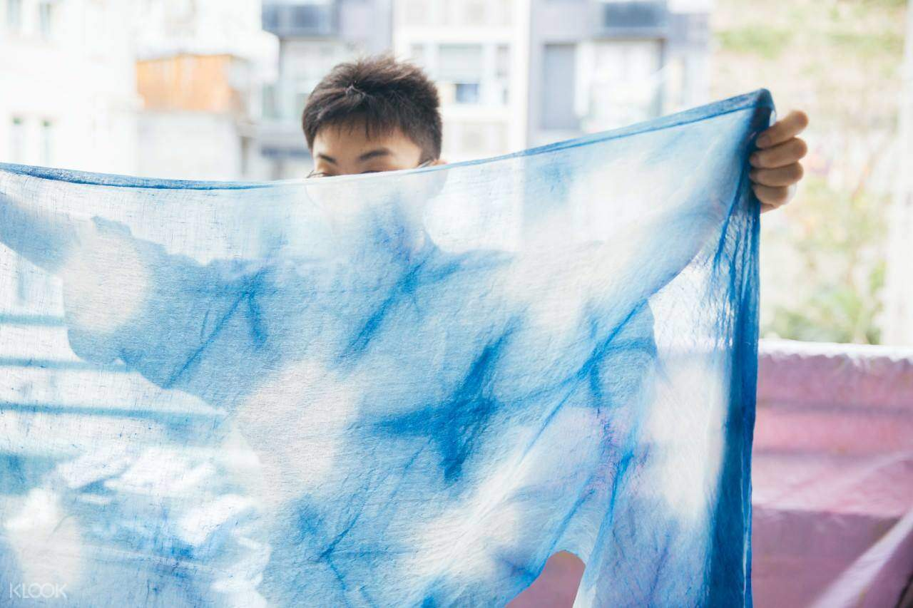 hong kong clothes dyeing