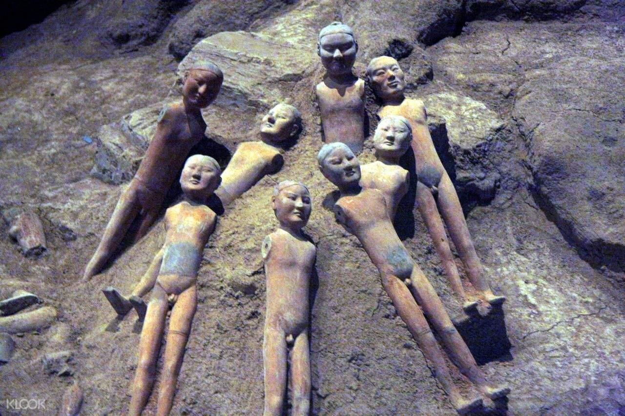 漢陽陵博物館門票