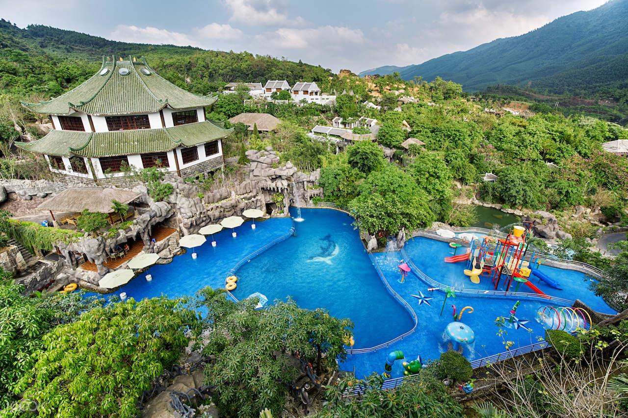 Than Tai Hot Springs Park