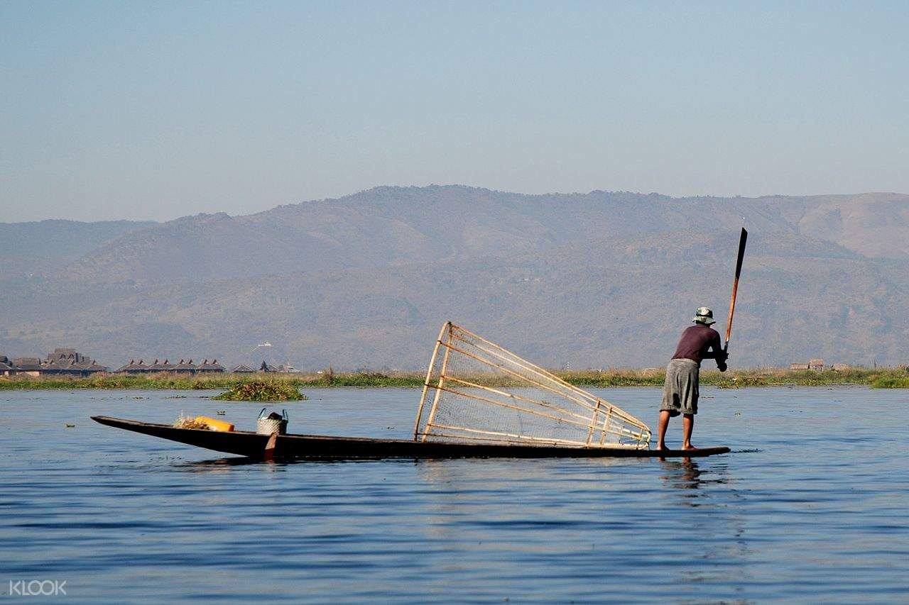 sankar village inle lake myanmar