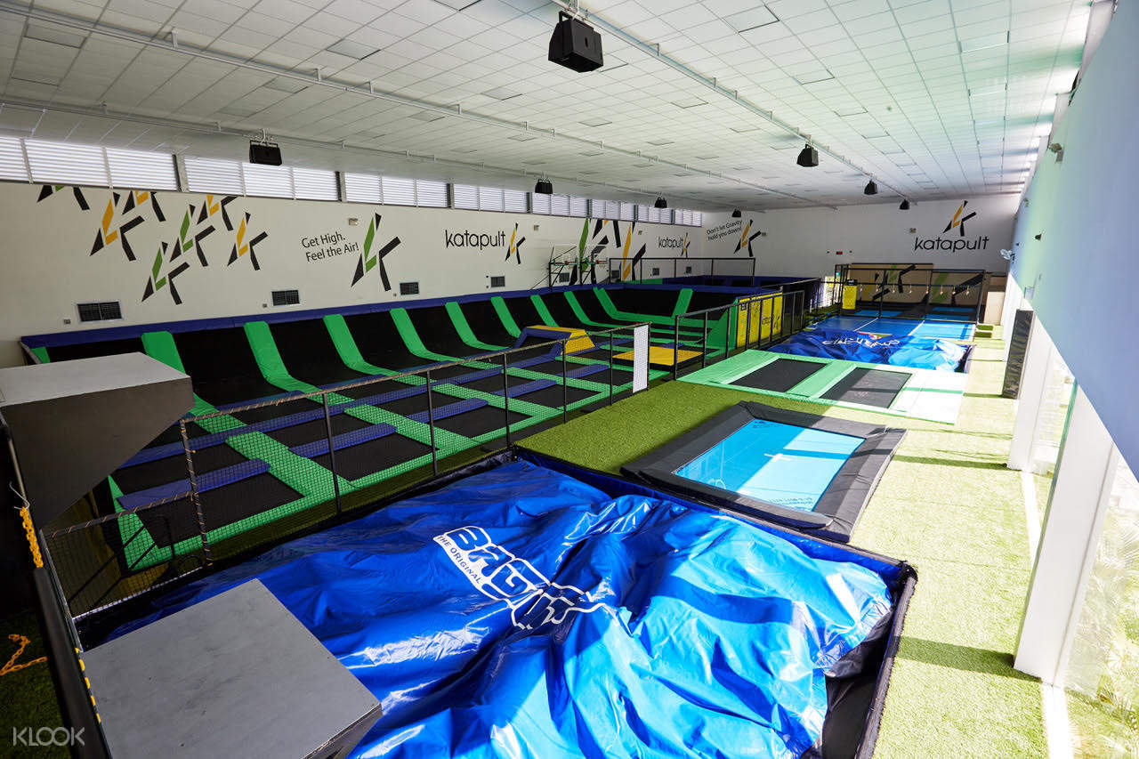Up To 10 Off Katapult Trampoline Park In Orto Yishun Klook Singapore