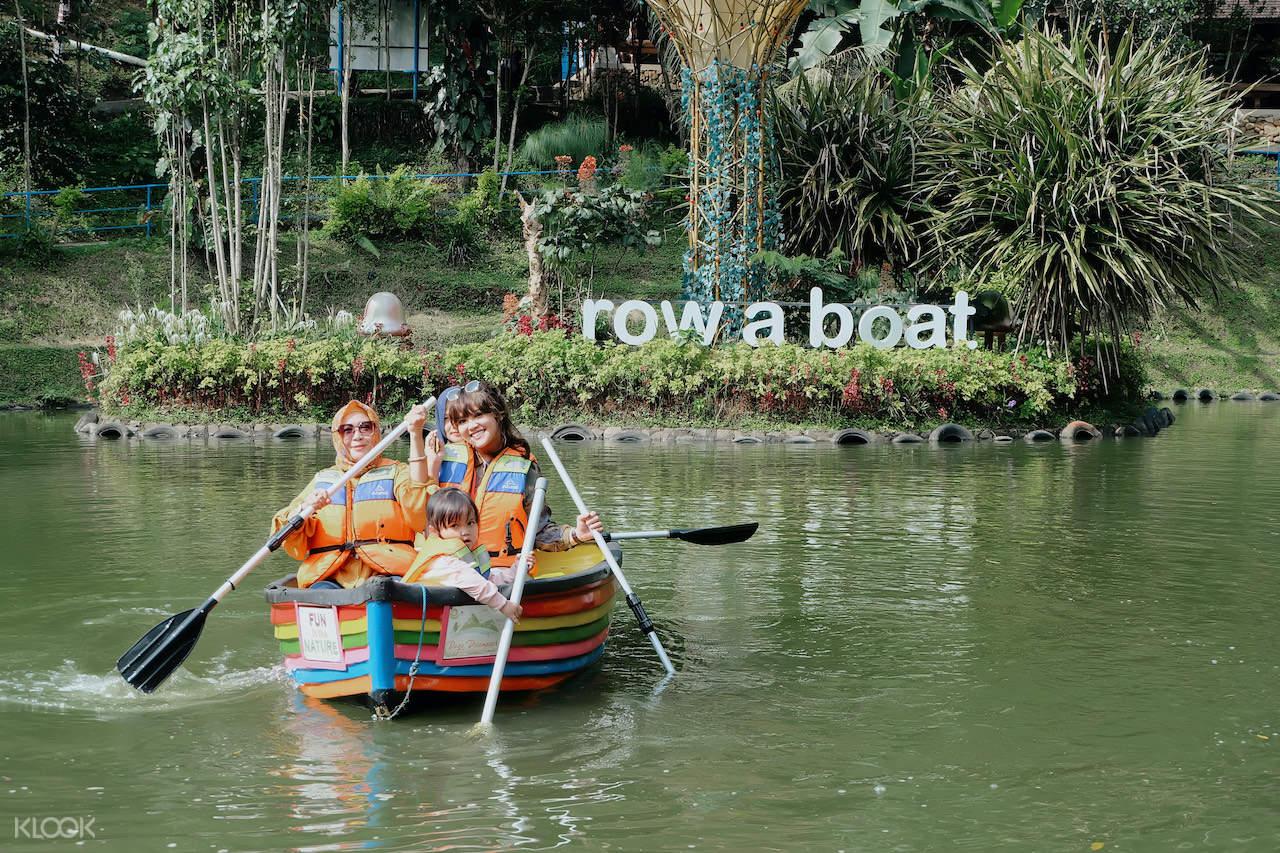 Row A Boat Dago Dream Park