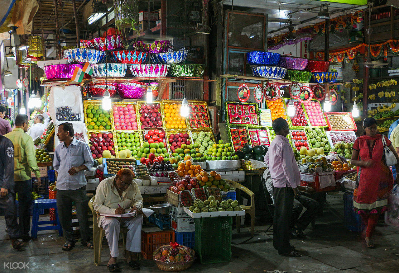 孟买 半日游