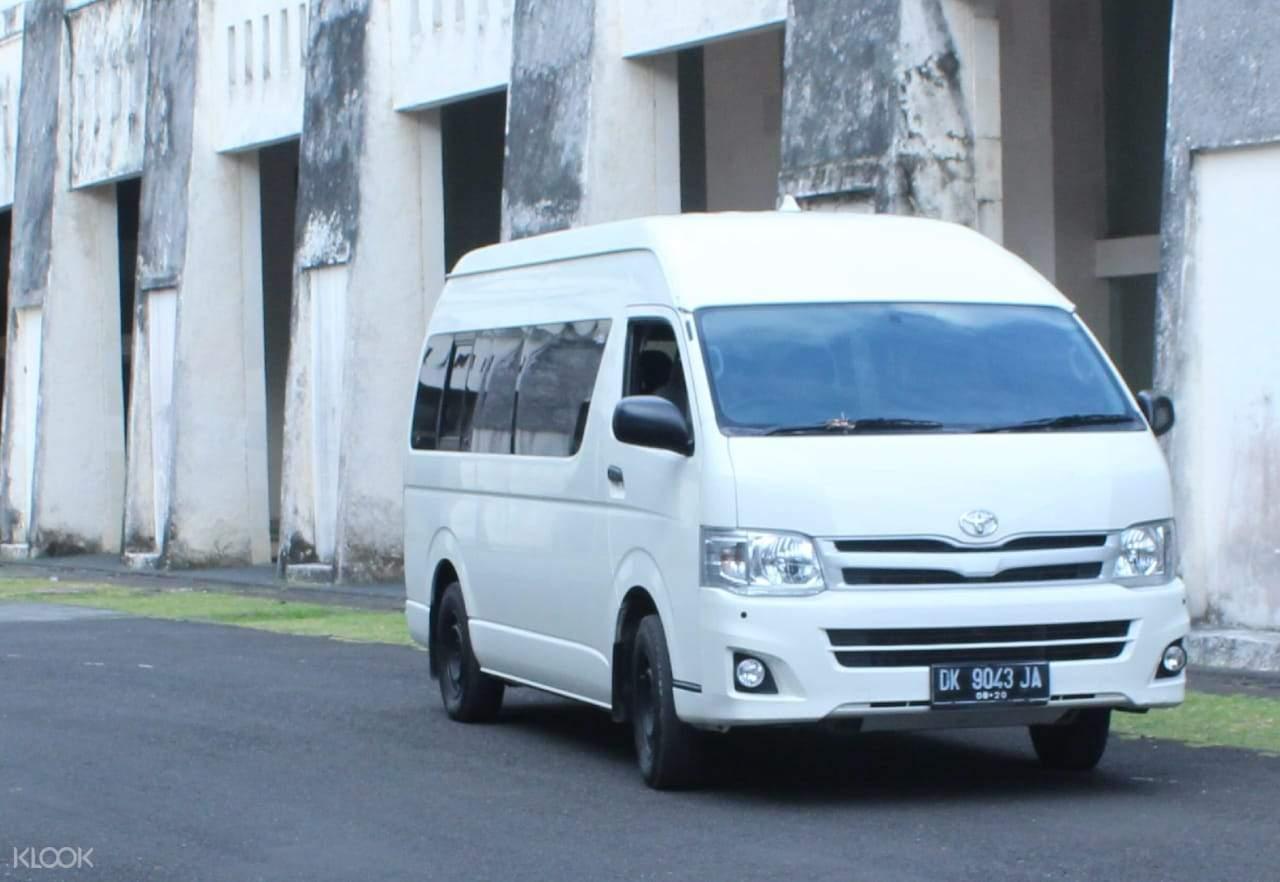 van for bali car charter