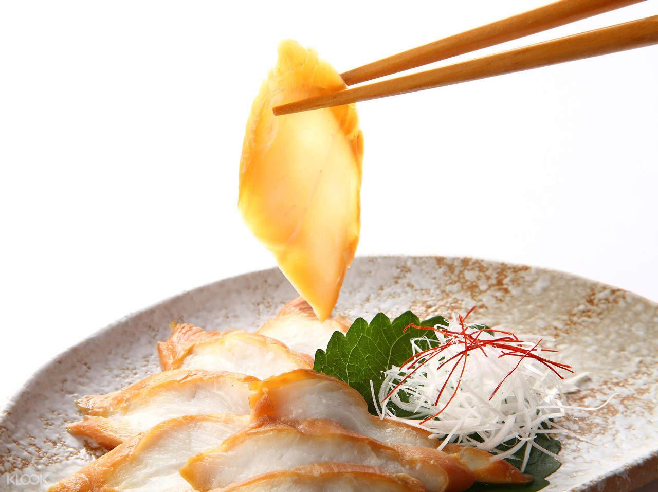 guenpin fugu restaurant