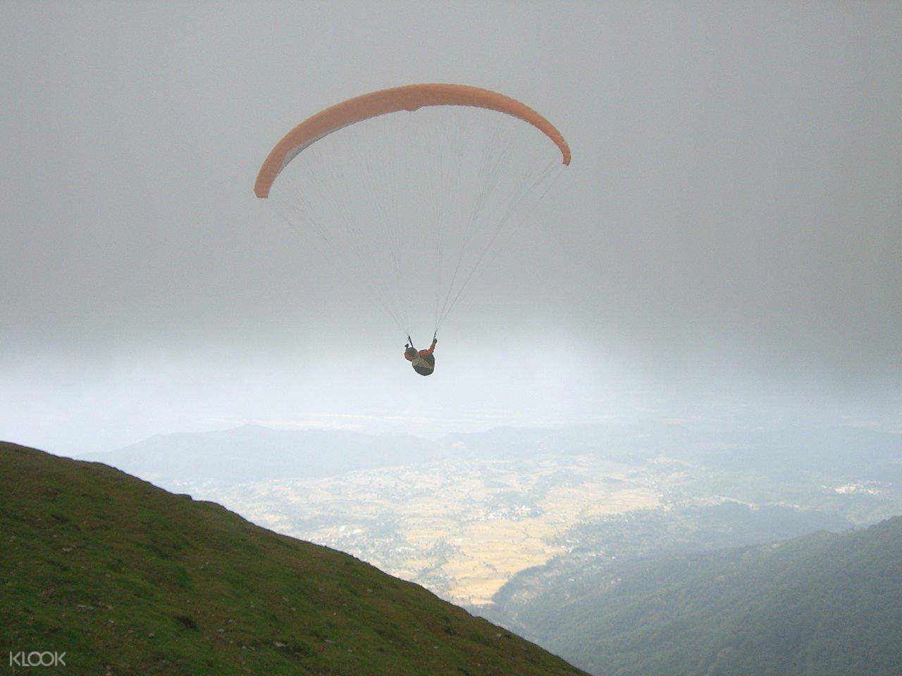 Bir Billing喜馬偕爾邦徒步探險滑翔傘