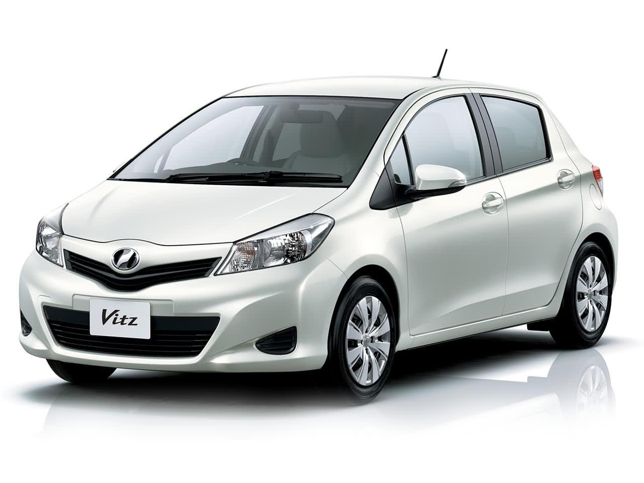 vitz 4-6 day car rental okinawa
