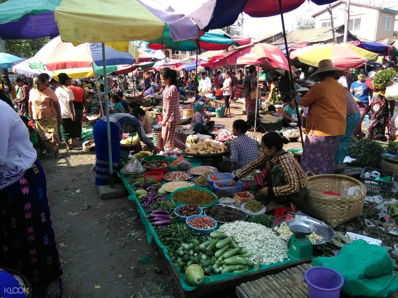 food tour mandalay