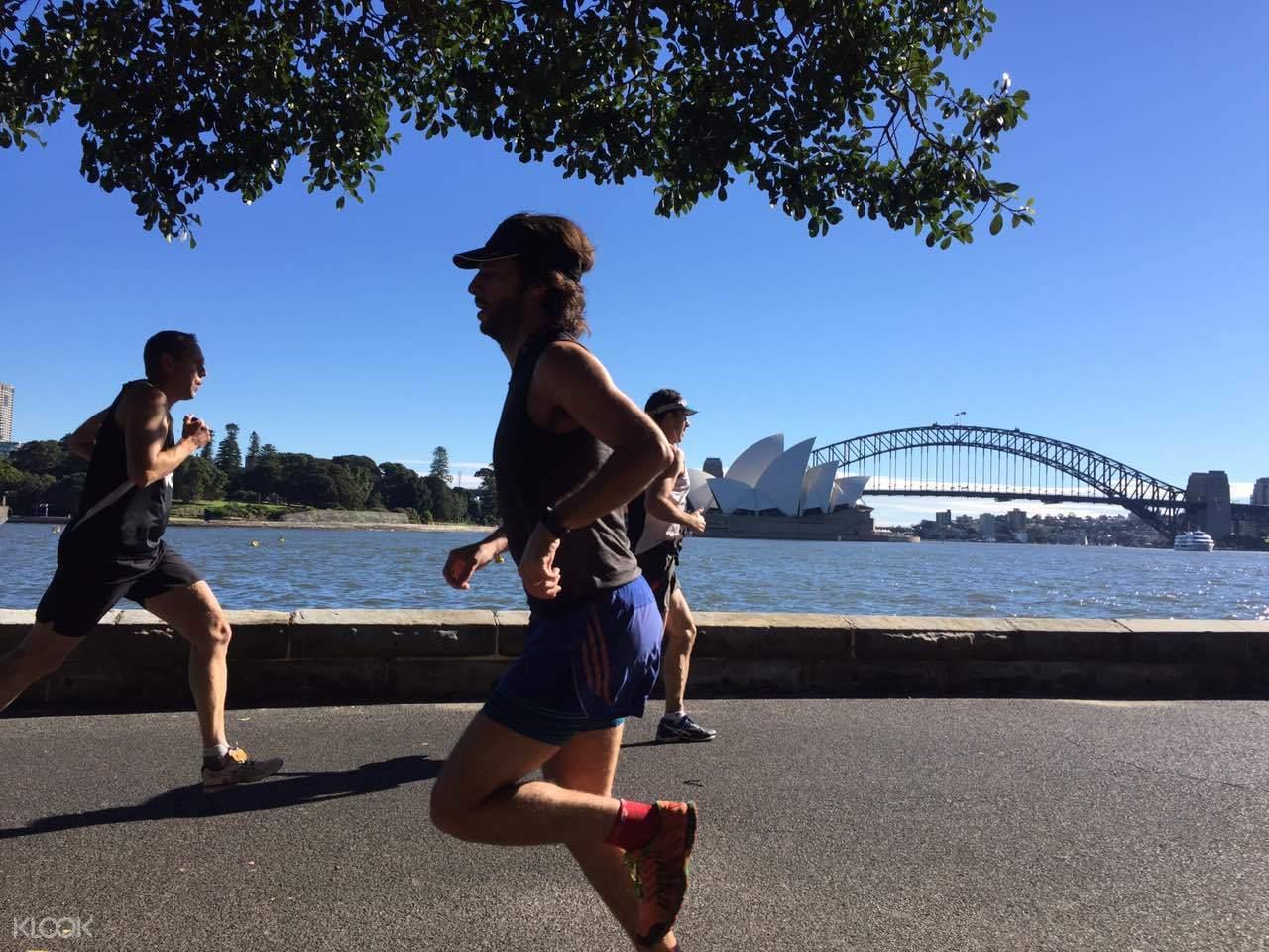 2018雪梨跑步节马拉松5天4夜探索之旅