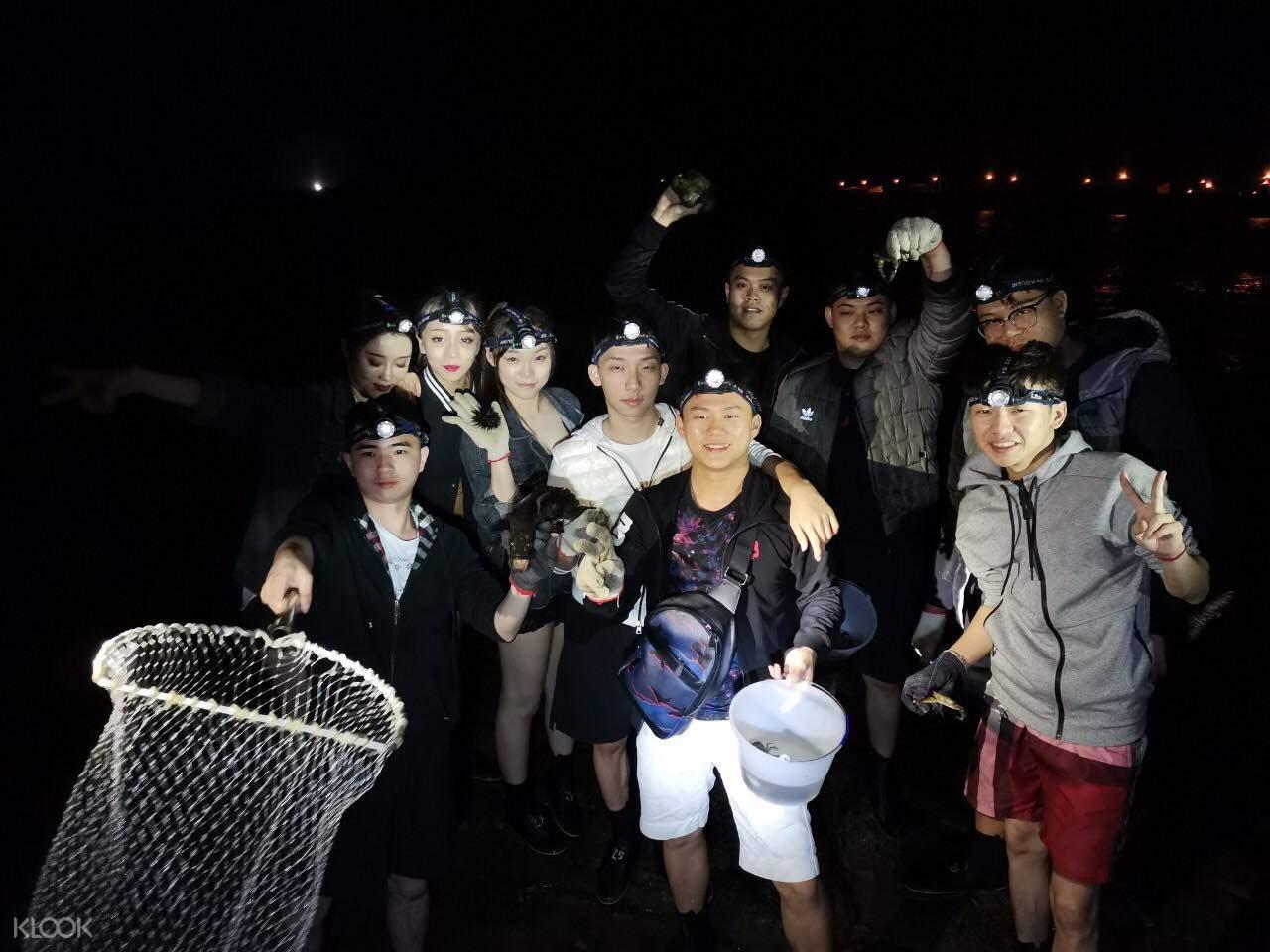 澎湖潮間帶體驗