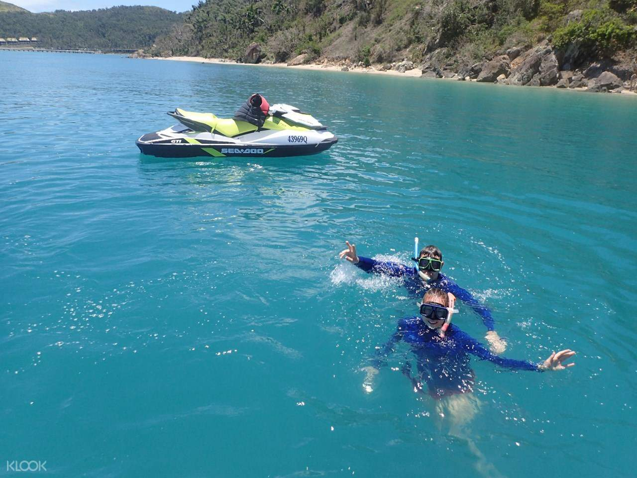 圣灵群岛水上活动
