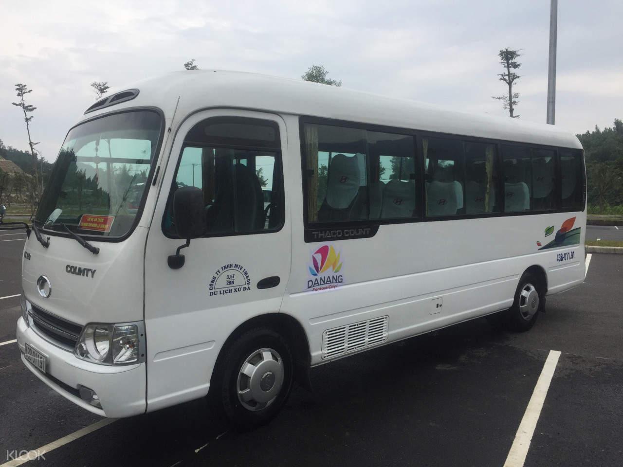 岘港Da Nang会安Hoi An巴士观光一日游顺化出发