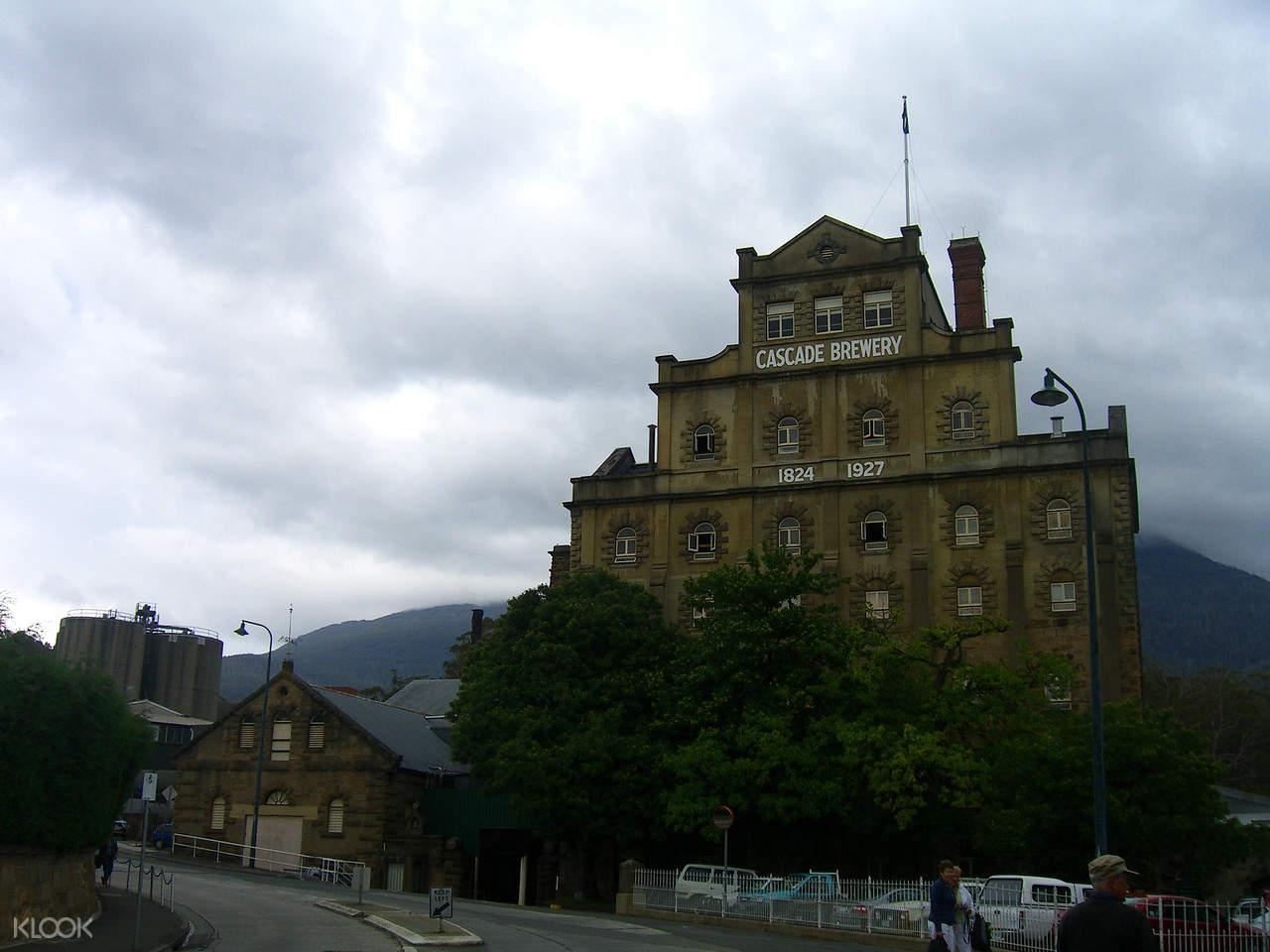 hobart sightseeing tour