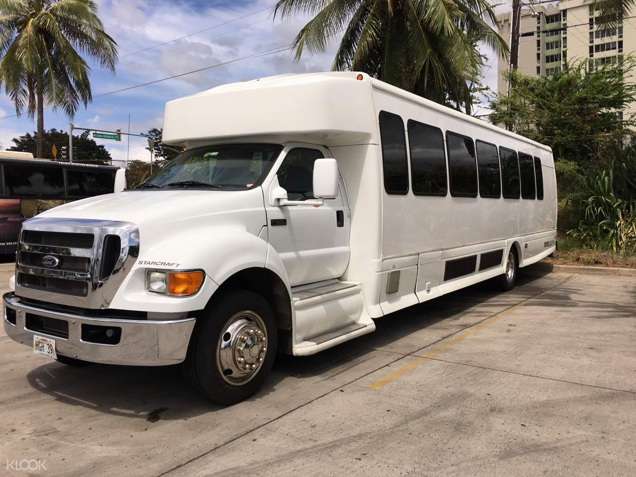 mini bus shared honolulu airport transfers