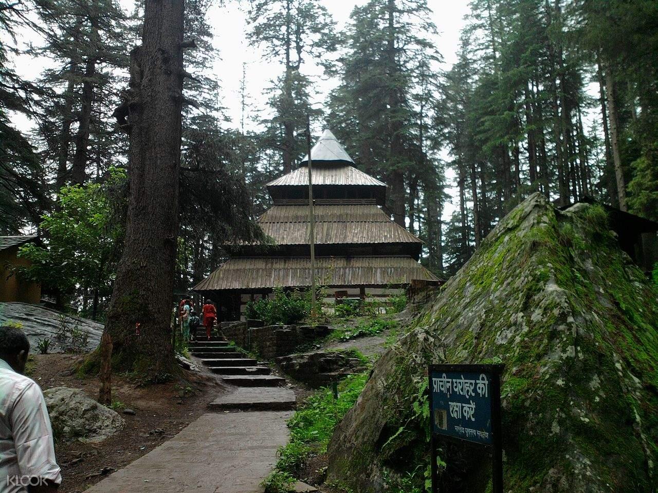 4天3夜Bhrigu湖徒步之旅(馬納利出發)
