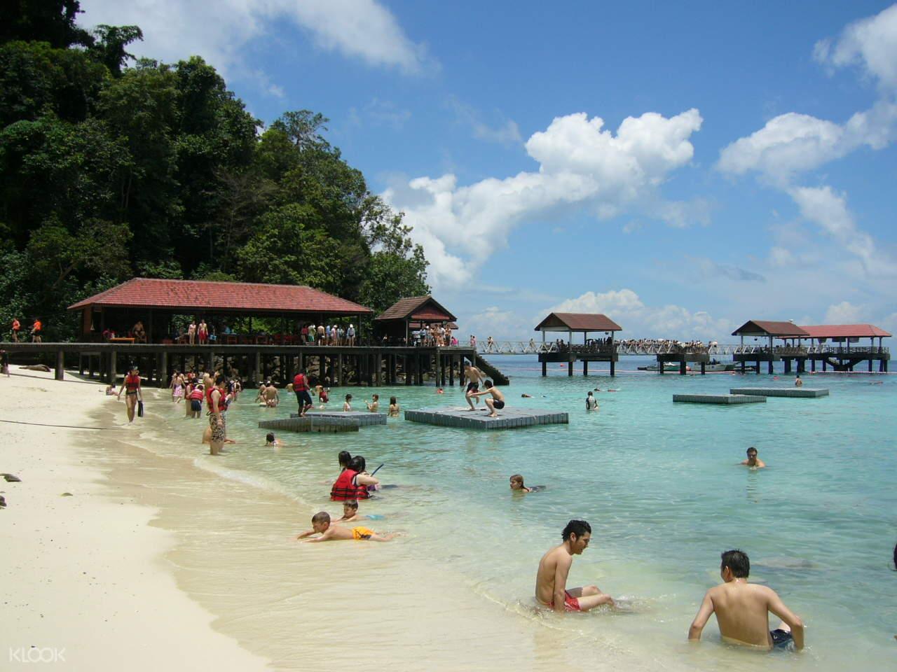 pulau Payar beach