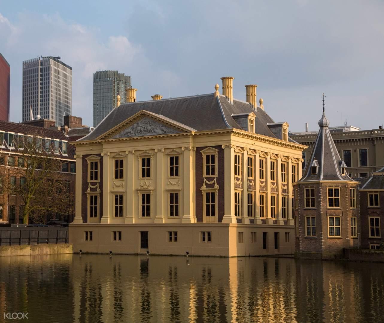 金德代克小镇,海牙,莫瑞泰斯皇家美术馆,荷兰风车一日游,海牙一日游,《戴珍珠耳环的少女》,荷兰风车村