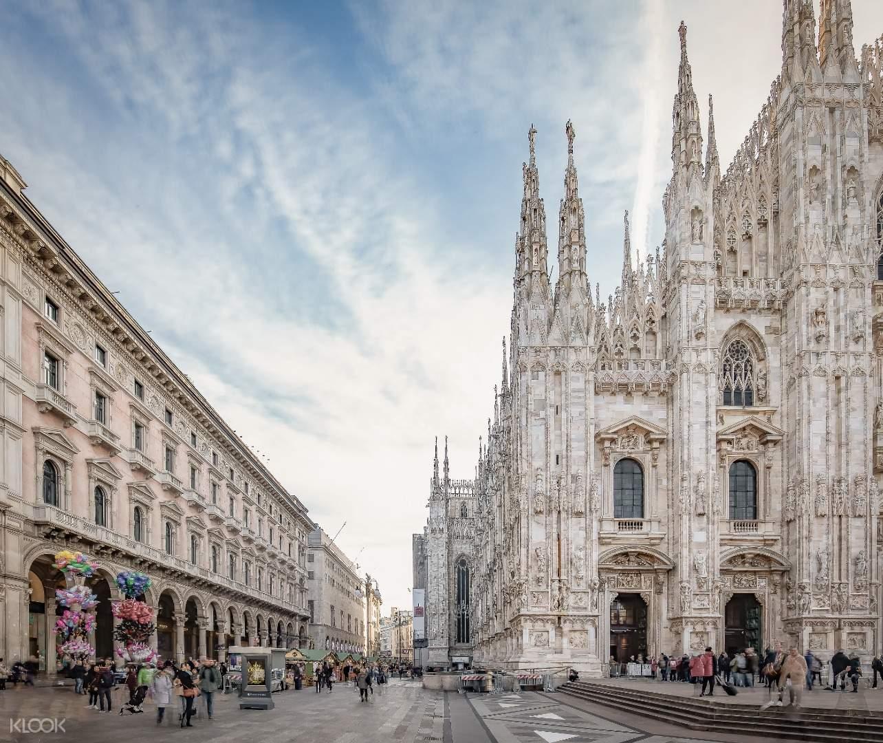 Milan City Center Duomo Di Milano Fast Track Private Tour