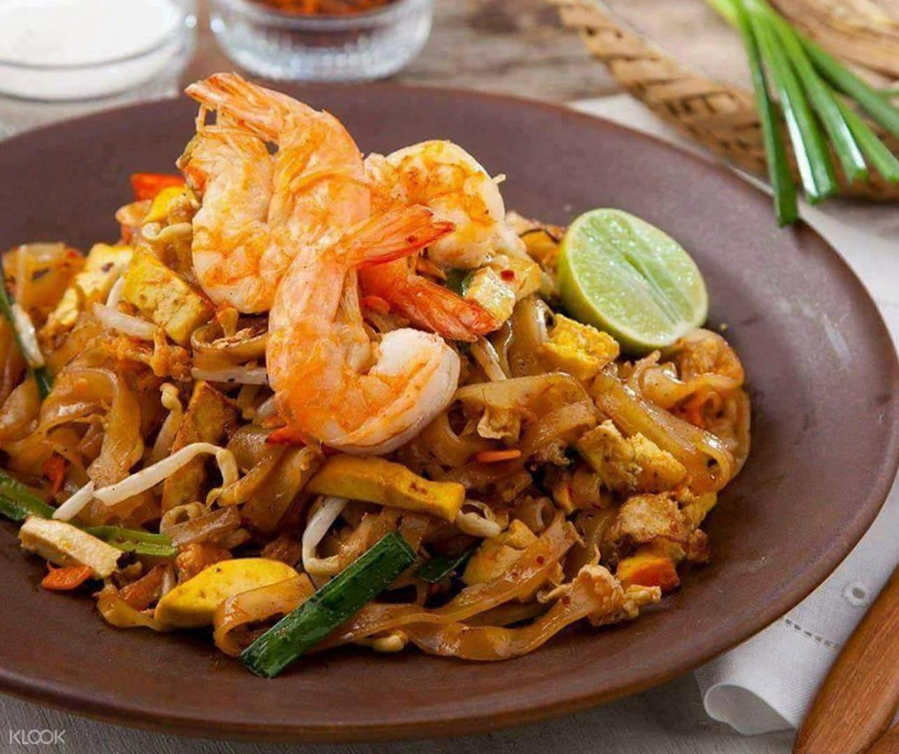 pad thai Food Republic Siam Center