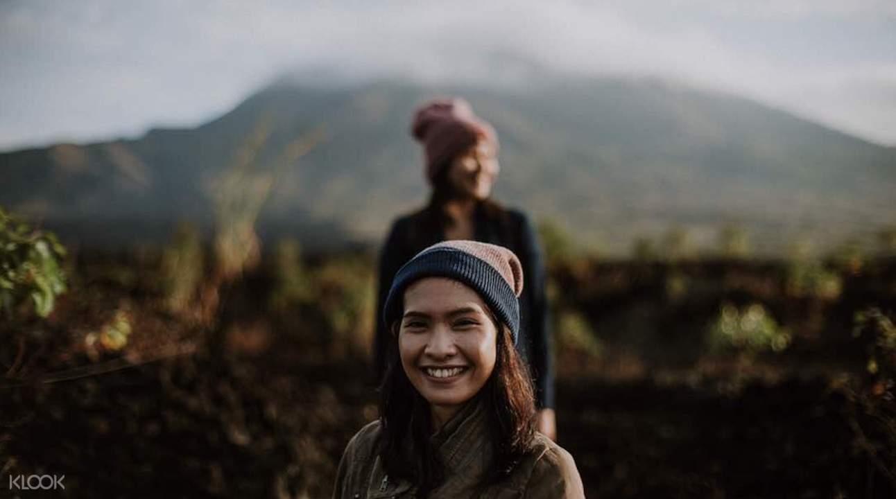 Mt. Agung trekking