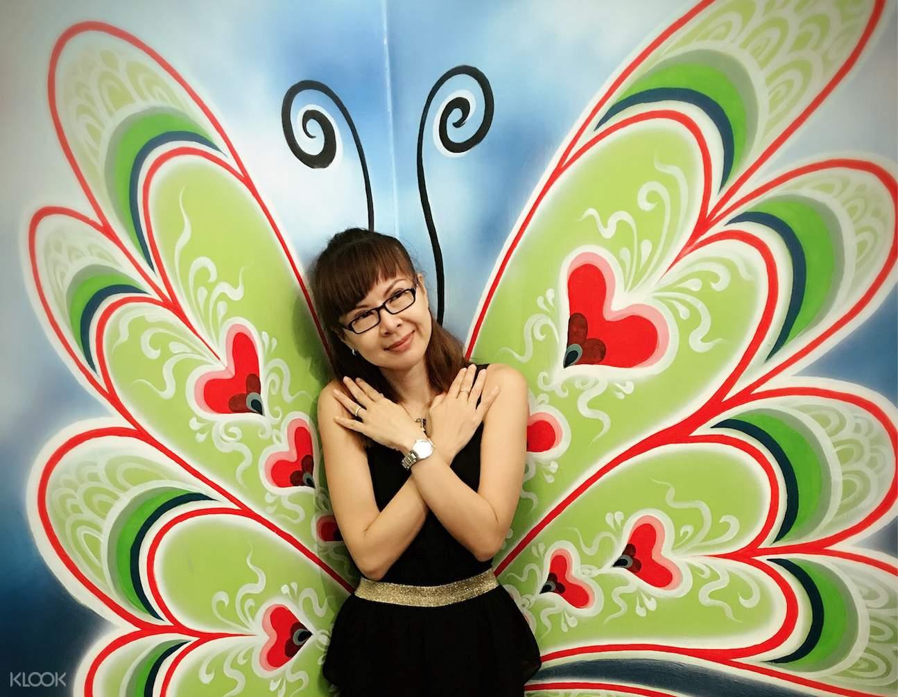馬六甲5D立體藝術館