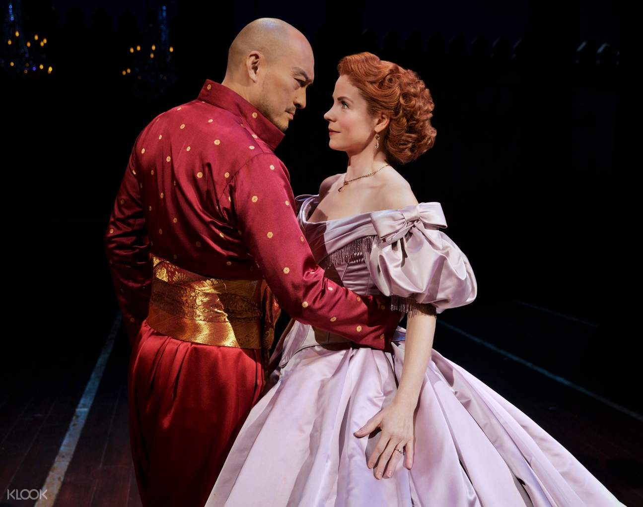 the king and i love story