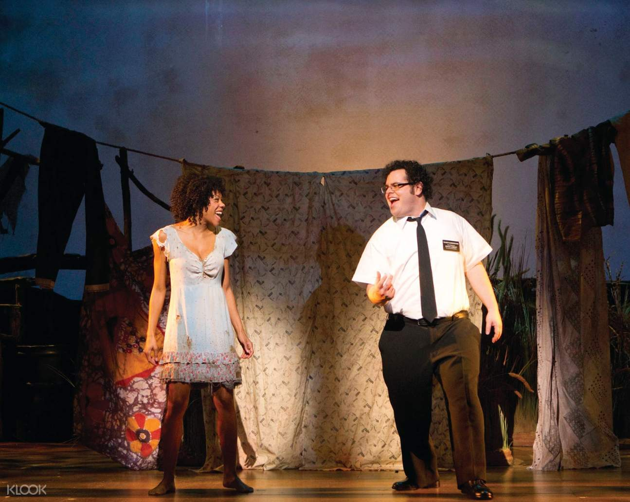 the book of mormon broadway musical tickets