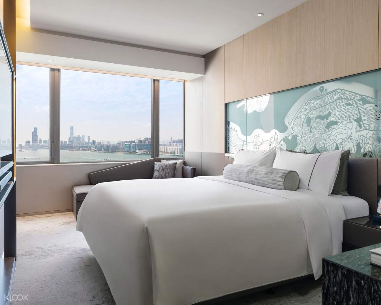 Hyatt Centric Staycation room with a view