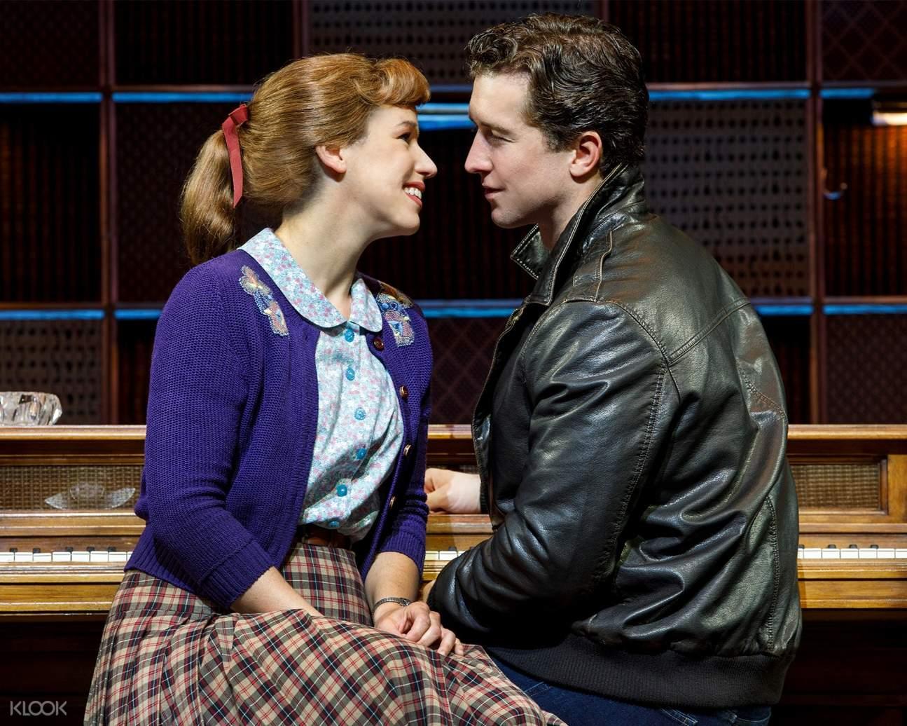 美國紐約「美麗:卡羅爾· 金」紐約百老匯音樂劇