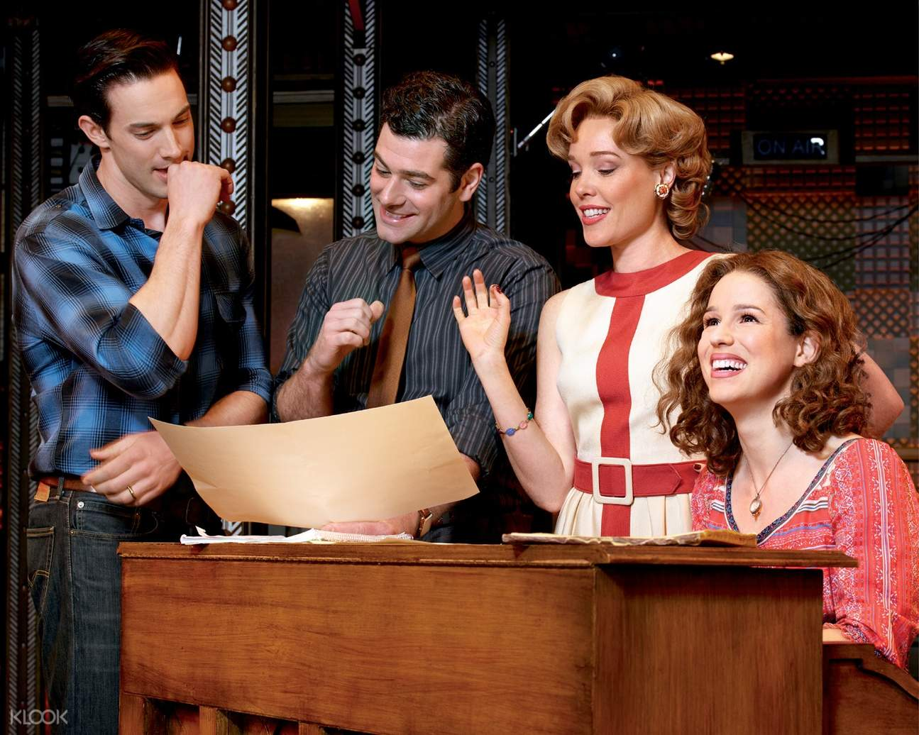 Carole King Broadway Musical admission