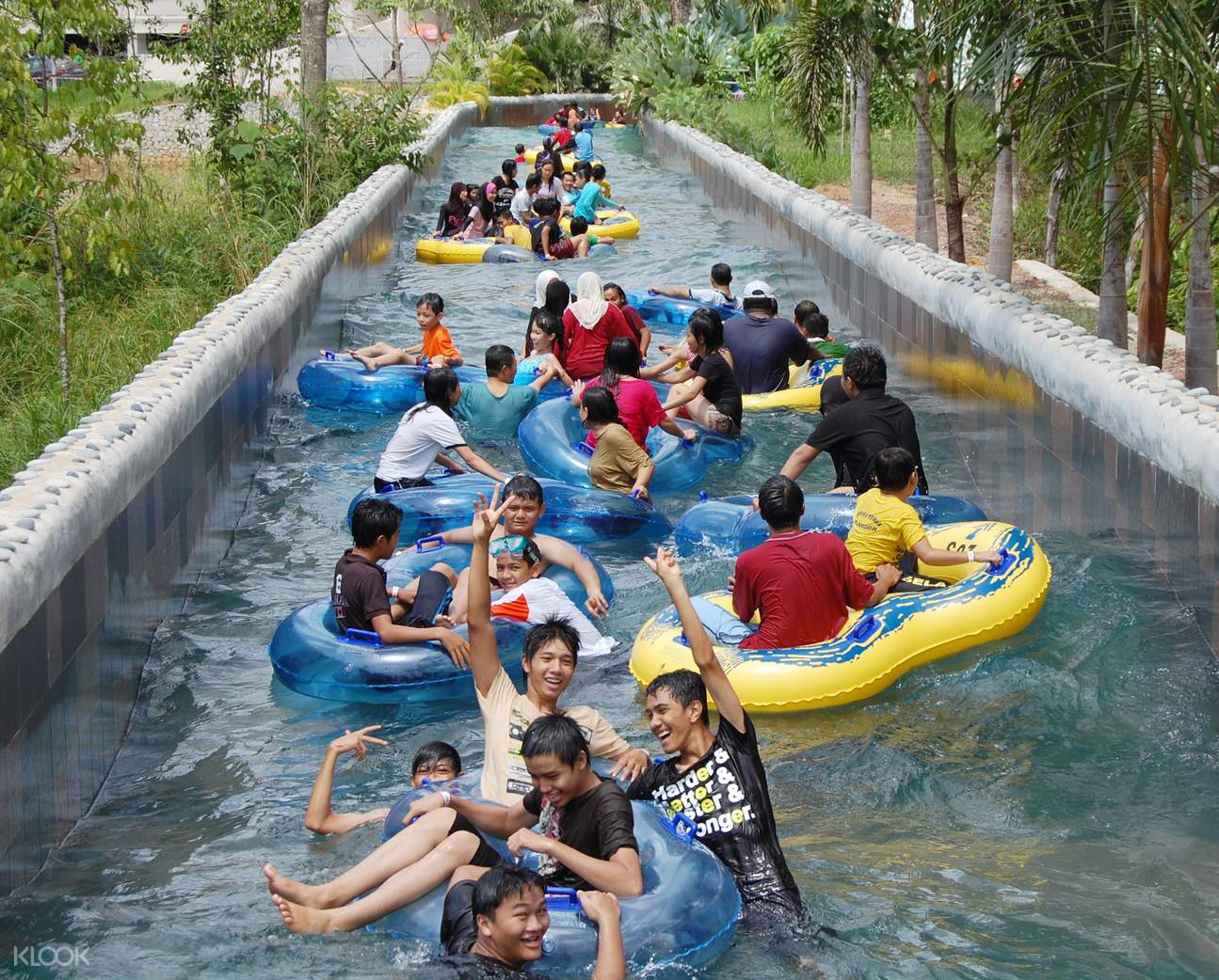 Water Park in Kuala Lumpur