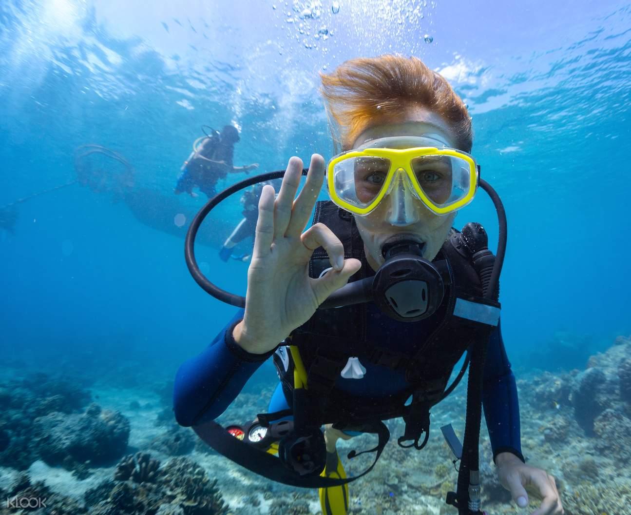 Goa scuba tour