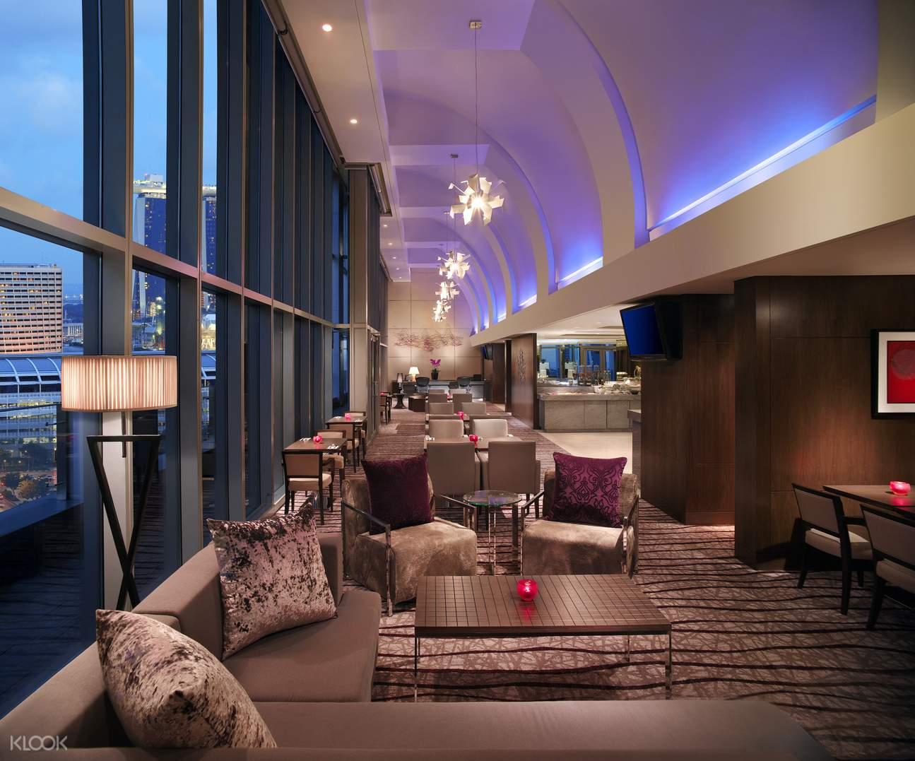 Premier Club Lounge