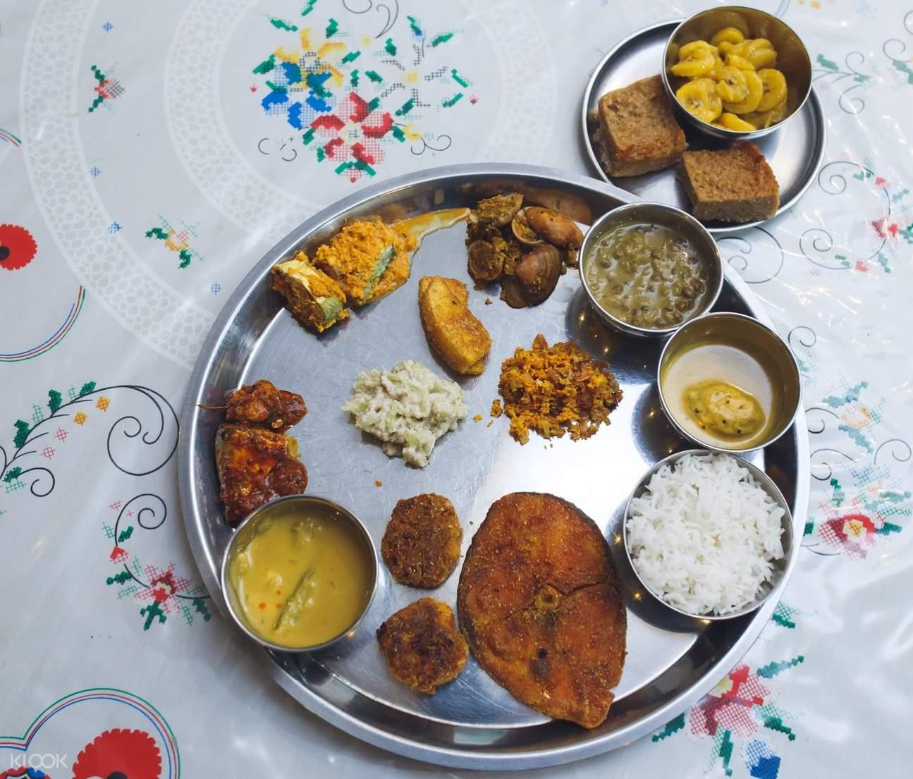 Goa dining