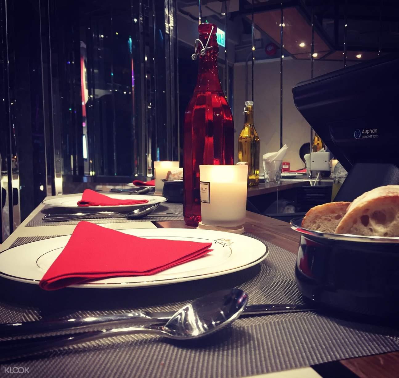 紅館- 香港中環的意大利菜餐廳(現金券/ 超值套餐)