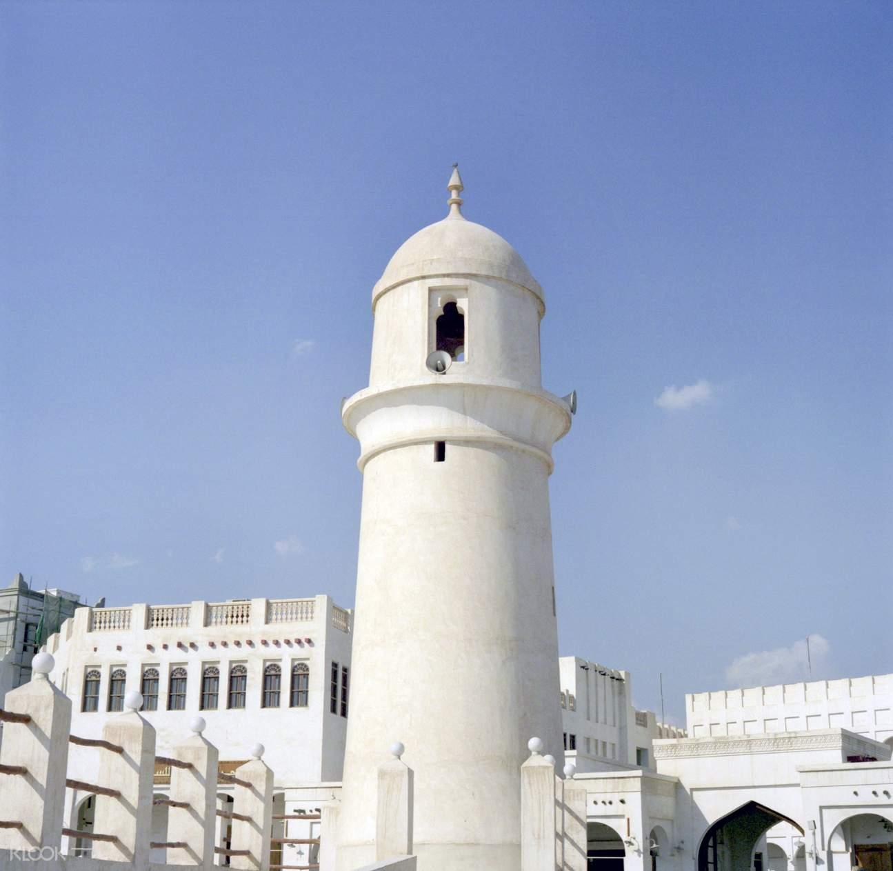 杜哈瓦吉夫老市場遊覽之旅