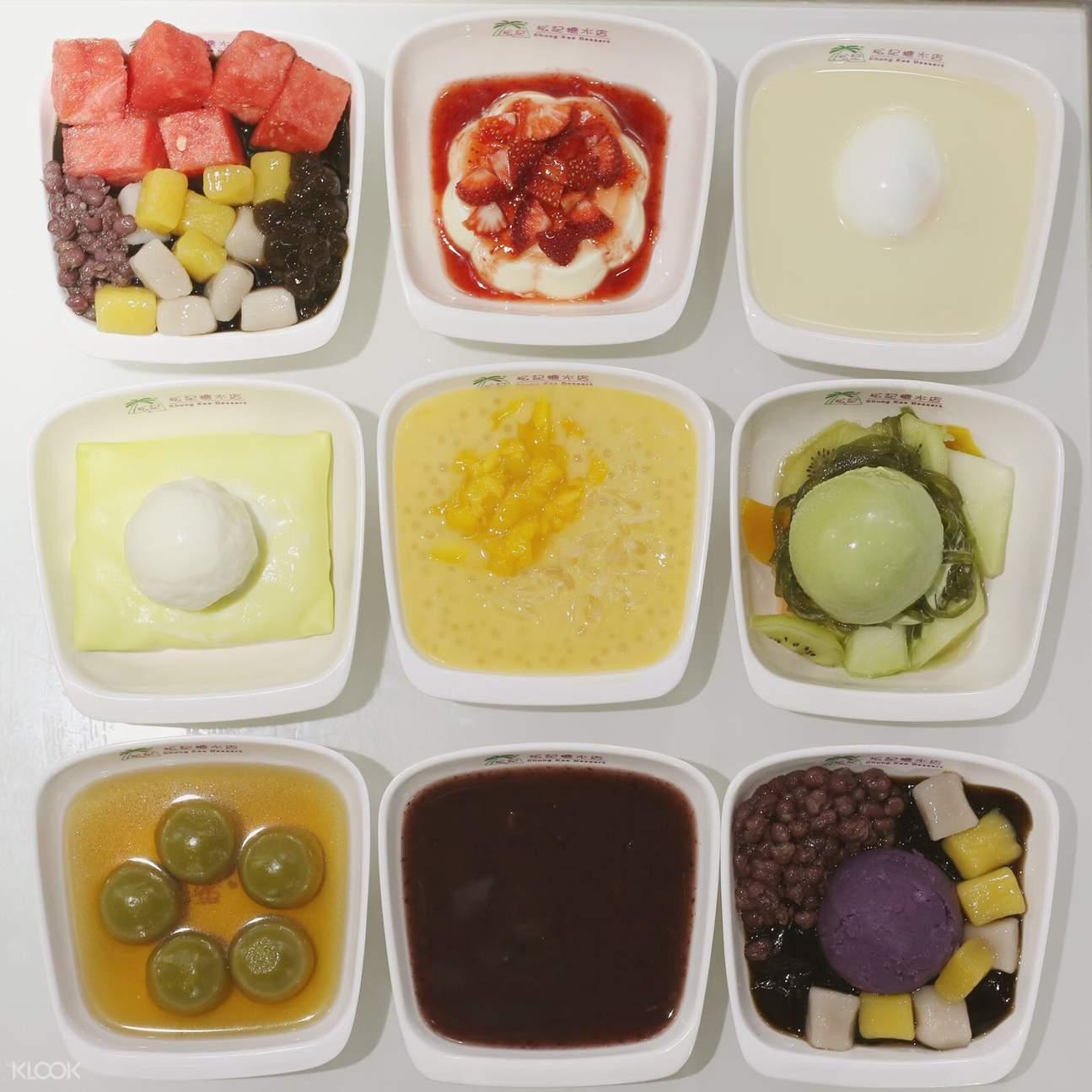 chung kee dessert sai wan hong kong