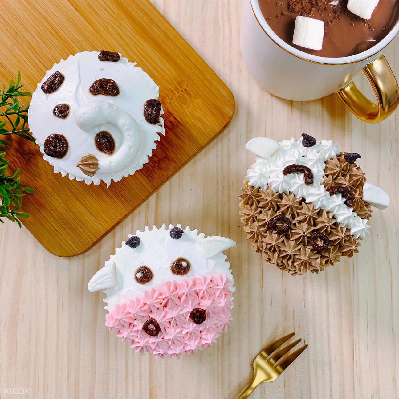 杯子蛋糕裝飾