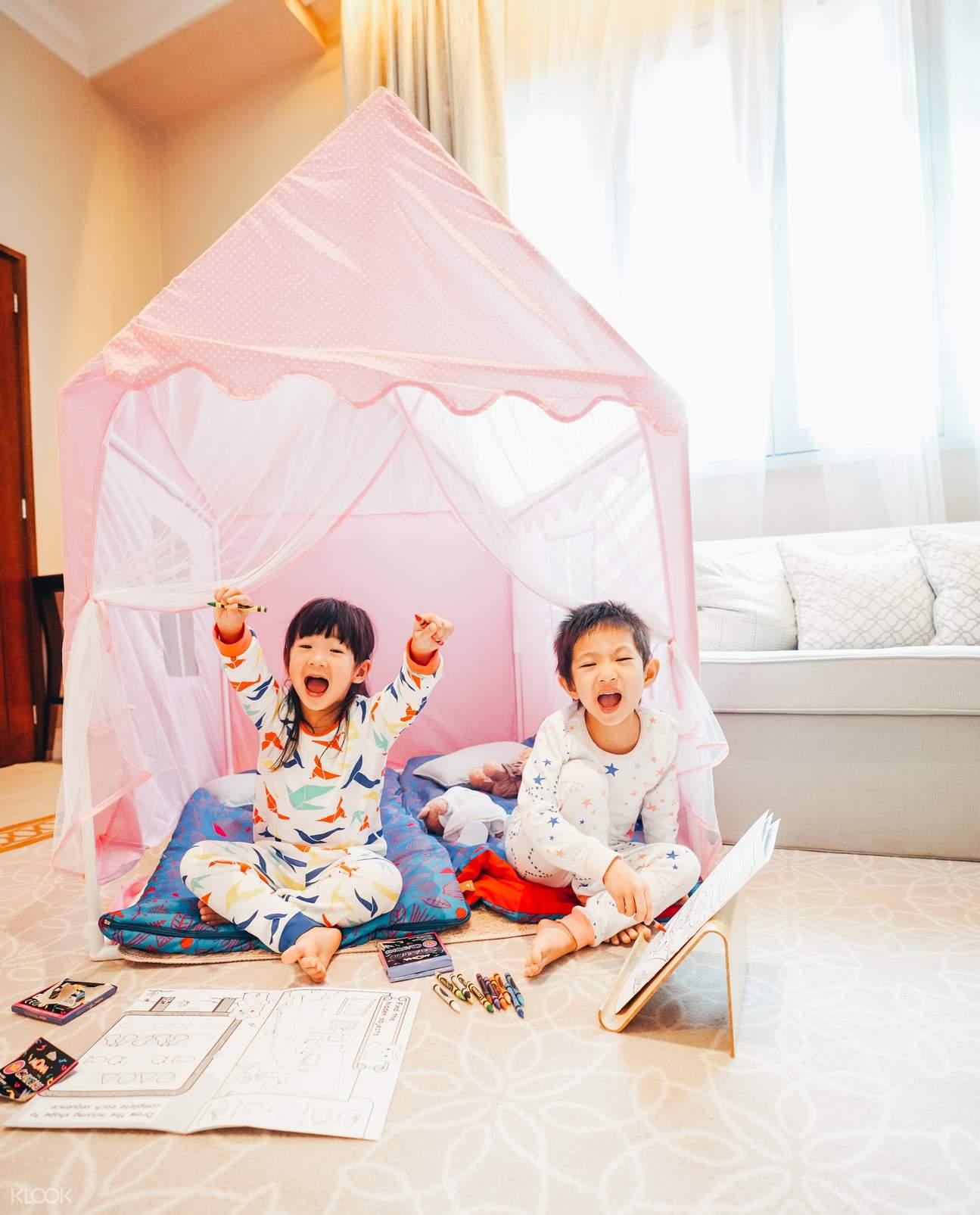 Children's Glamping Tent